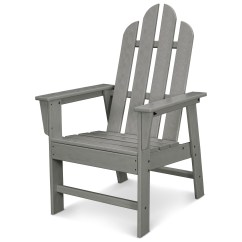 Adirondack Style Dining Chairs Inflatable Sex Chair Polywood Long Island Recycled Plastic