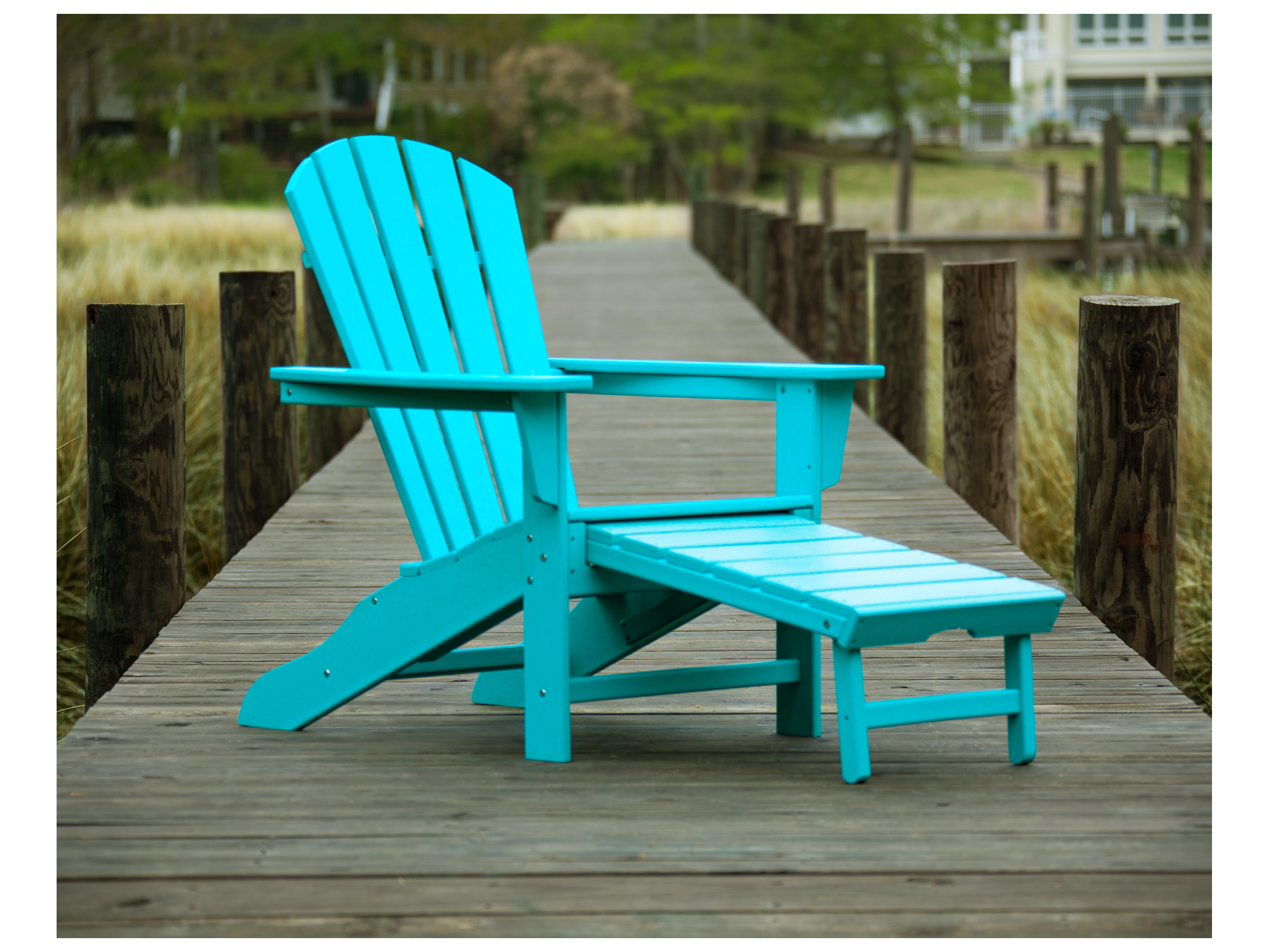 Adirondack Chair Plastic Polywood South Beach Recycled Plastic Adirondack Arm