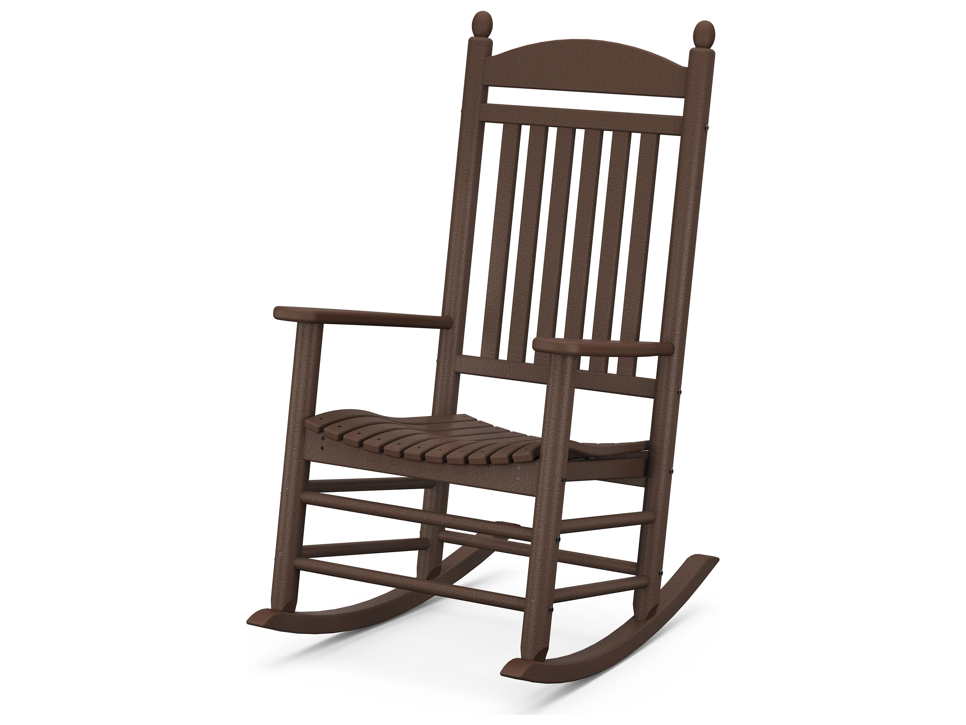 Polywood Rocking Chairs Polywood Rocker Recycled Plastic Arm Lounge Chair Pwj147