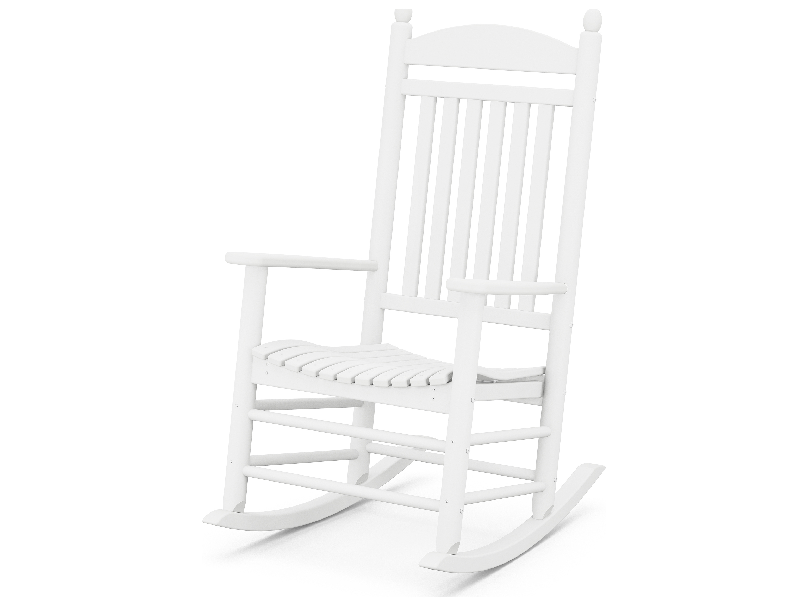 Polywood Rocking Chairs Polywood Rocker Recycled Plastic Arm Lounge Chair J147