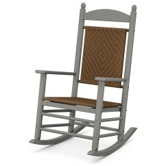 Plastic Lounge Chair Rocking Diy Plans Polywood Jefferson Recycled Rocker