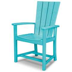 Adirondack Chairs Cushions Diy Office Chair Polywood® Quattro Recycled Plastic Dining | Qld200