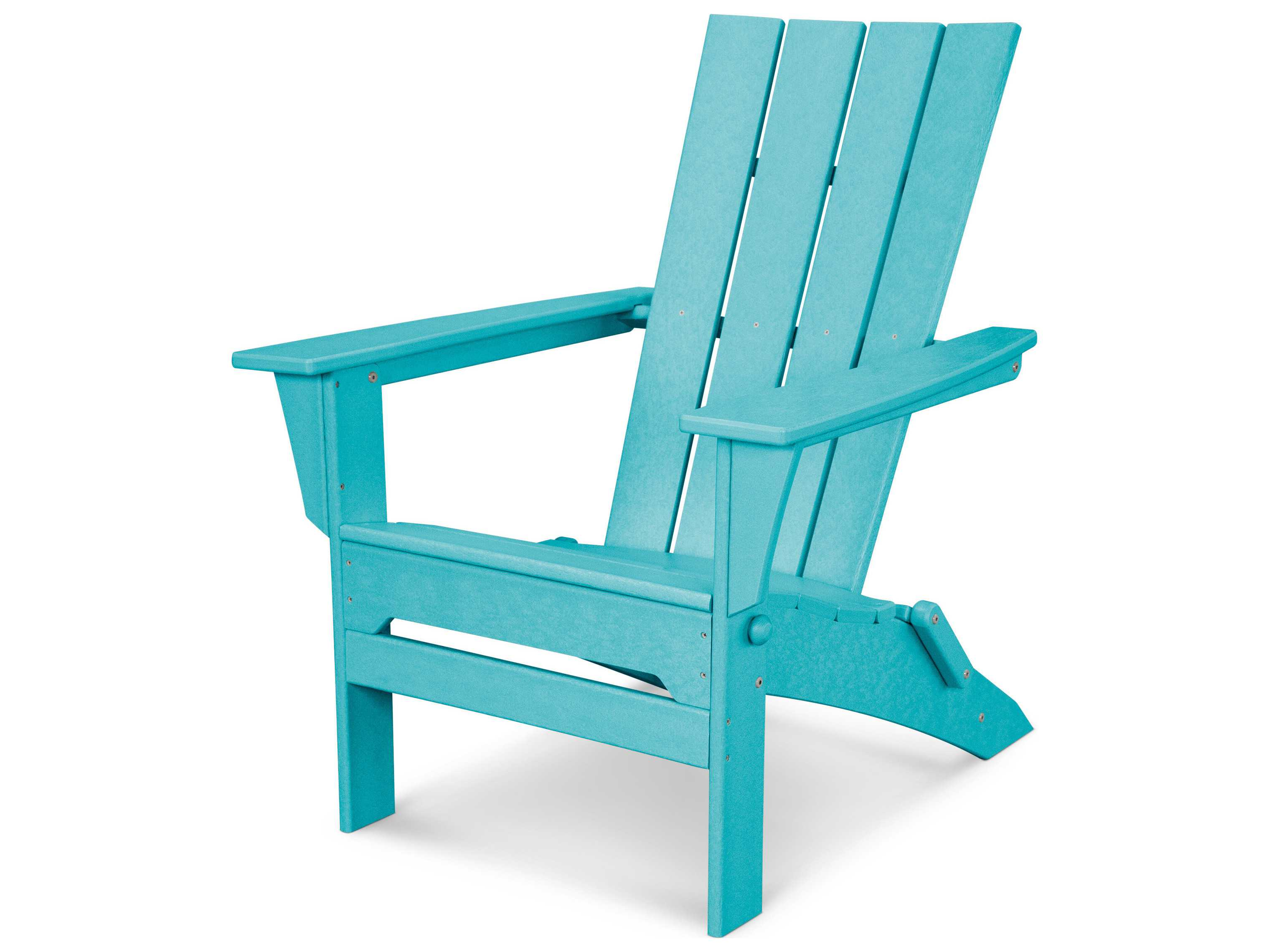plastic deck chairs crate and barrel chair polywood quattro recycled folding adirondack qna110