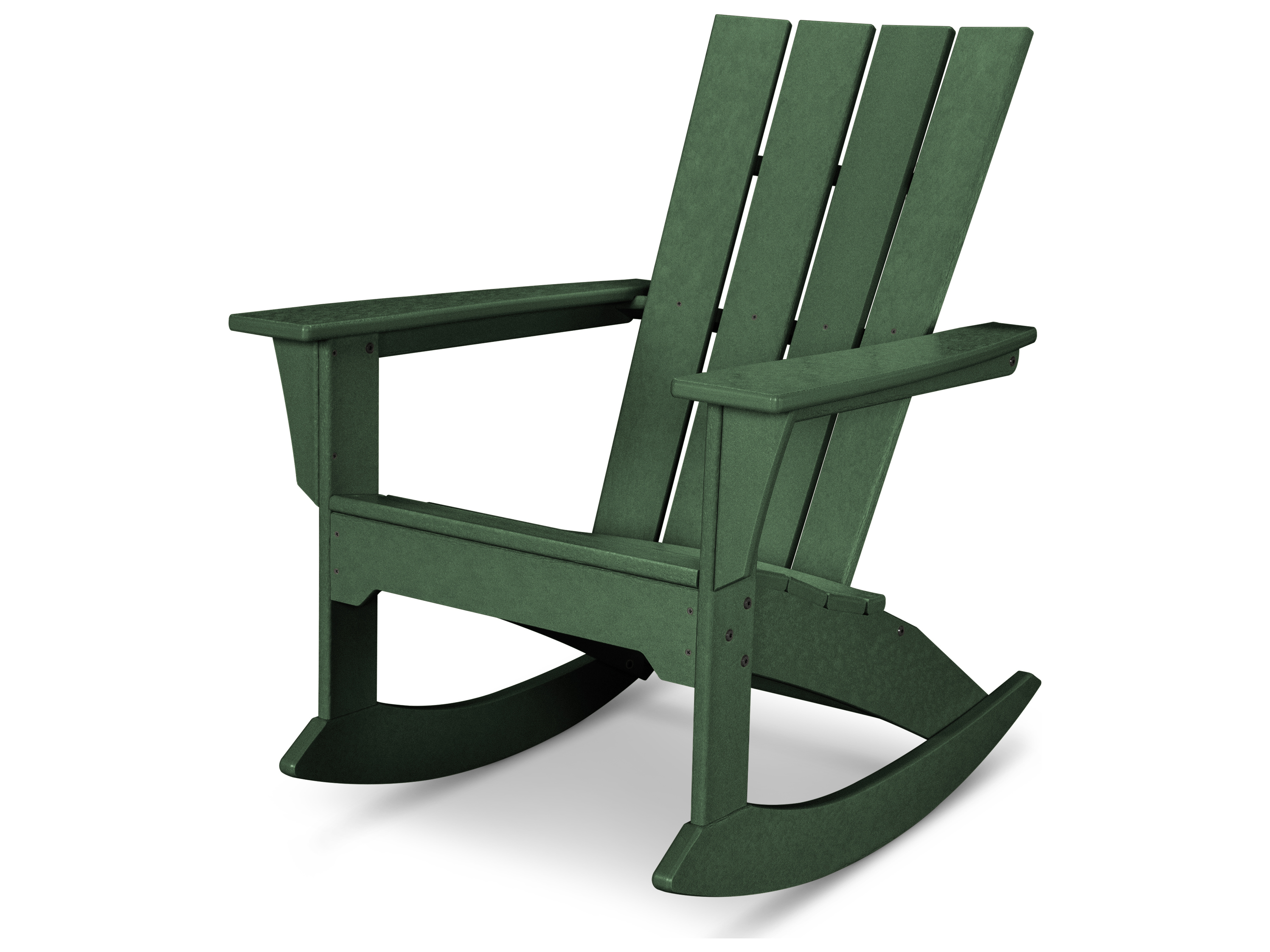 cracker barrel rocking chair reviews foam padding for chairs polywood quattro recycled plastic adirondack rocker pwqnr10