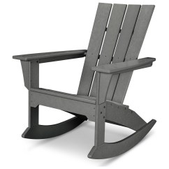 Adirondack Rocking Chairs Resin Wedding Chair Cover Hire Lancaster Polywood Quattro Recycled Plastic Rocker Qnr10