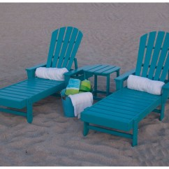 Plastic Beach Chaise Lounge Chairs Punisher Skull Adirondack Chair Plans Polywood South Recycled Pwsbc76