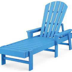 Plastic Beach Chaise Lounge Chairs Joie Owl High Chair Polywood South Recycled Pwsbc76