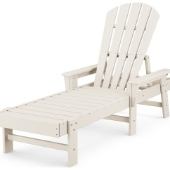 Plastic Beach Chaise Lounge Chairs All Weather Outdoor Rocking Polywood South Recycled Pwsbc76
