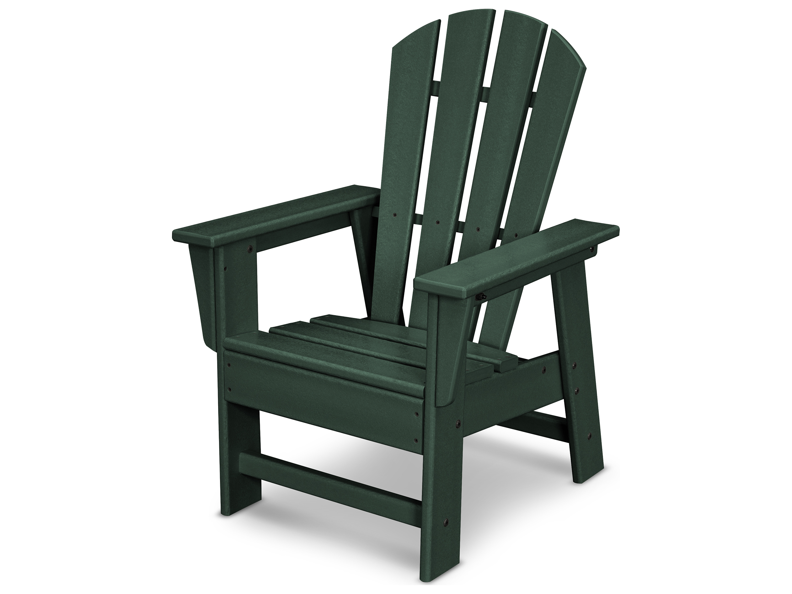 polywood adirondack chairs papasan chair frame diy south beach recycled plastic child size