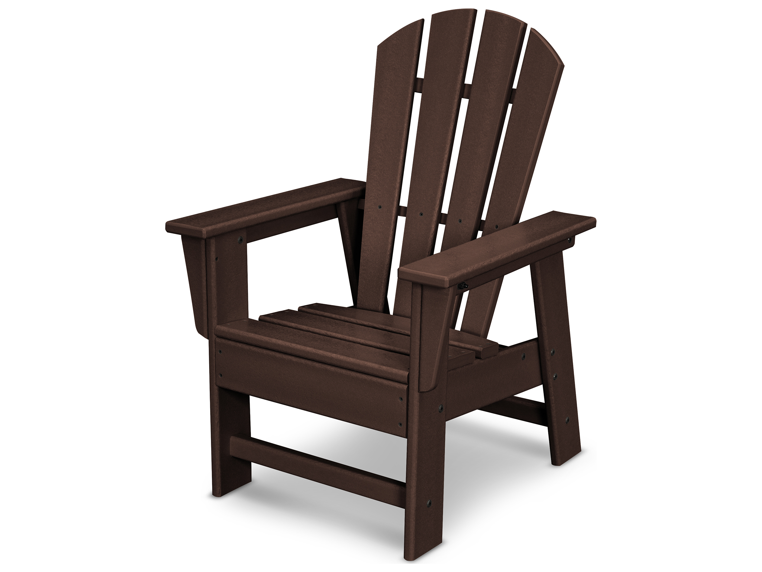 Adirondack Chair Plastic Polywood South Beach Recycled Plastic Child Size