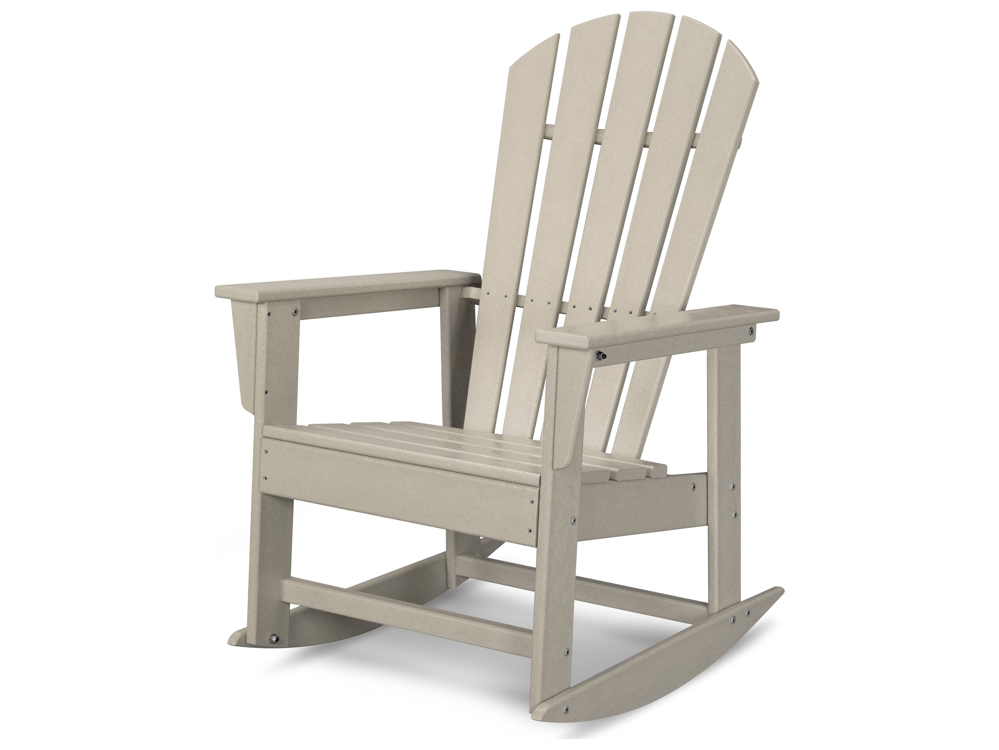 plastic lawn chairs canada comfortable chair for gaming polywood south beach recycled adirondack rocker