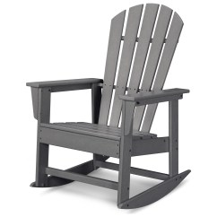 Polywood Big Daddy Adirondack Chair Ikea Covers South Beach Recycled Plastic Rocker