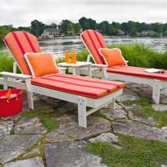 Plastic Beach Chaise Lounge Chairs Target Furniture Folding Polywood South Recycled Pwsbc76