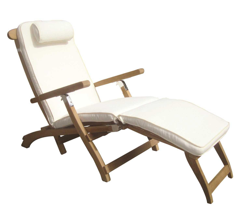 cushions for teak steamer chairs chair covers hire johannesburg royal collection cushion cust