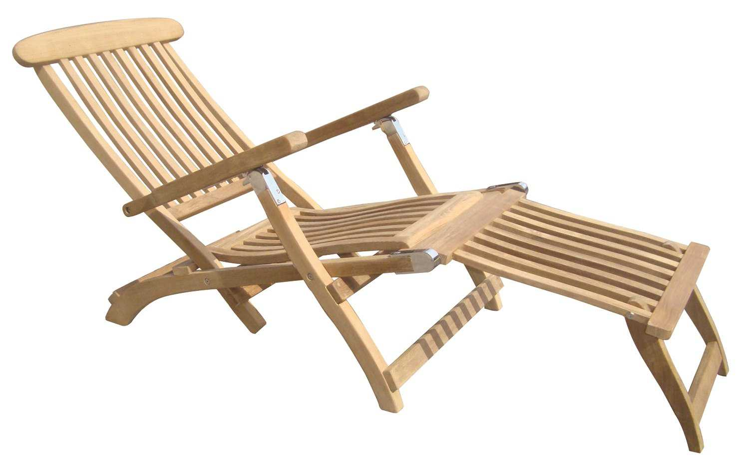 cushions for teak steamer chairs oval back dining side chair royal collection adjustable chaise lounge