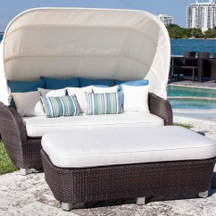 Patio Chair Glides Oval Cloud 9 Gaming Source Outdoor Furniture St Tropez Wicker Daybed So