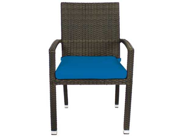 outdoor patio furniture replacement cushions Source Outdoor Furniture Zen Dining Arm Chair Replacement