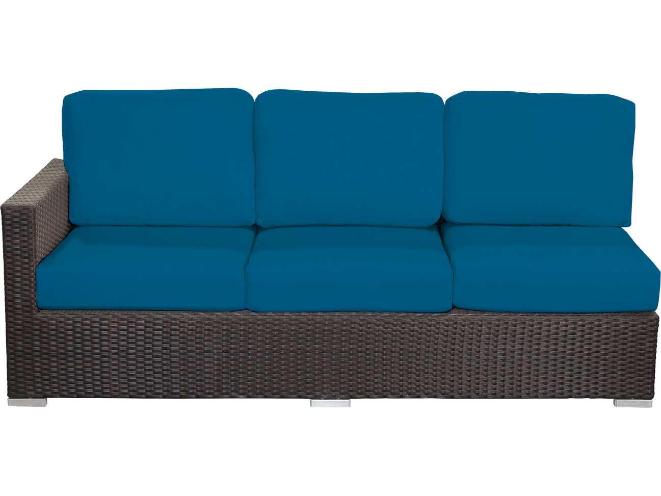 Source Outdoor Furniture Lucaya Left Arm Sofa Replacement