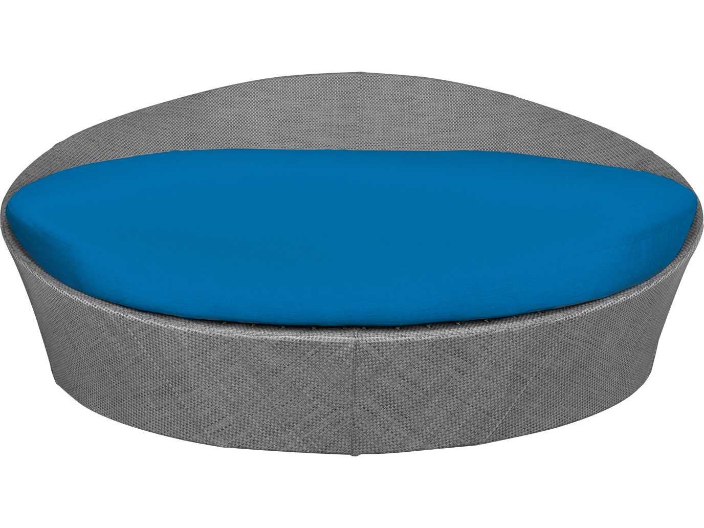 round chair cushions 14 inch hanging for living room source outdoor furniture aqua large daybed