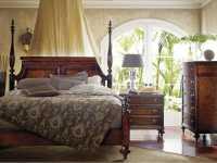 Stanley Furniture British Colonial Bedroom Set   020-63-42SET