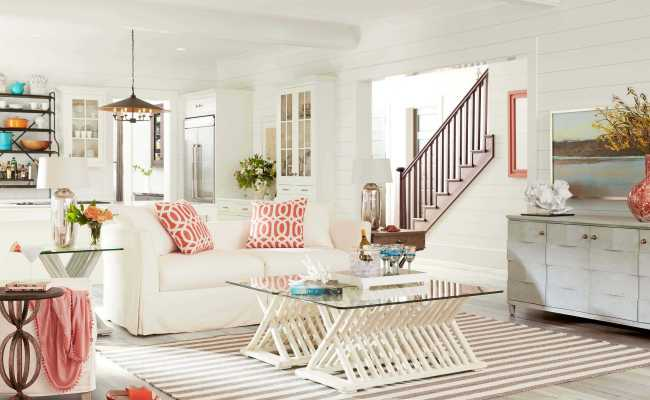 Stanley Furniture Coastal Living Resort Sea Salt 16 5 X