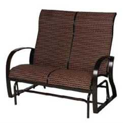 Sling Chair Outdoor High Back Office Chairs With Lumbar Support Patio Patioliving Loveseats