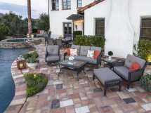 Sunvilla Belize Wicker Lounge Set Sunbelizelngeset4