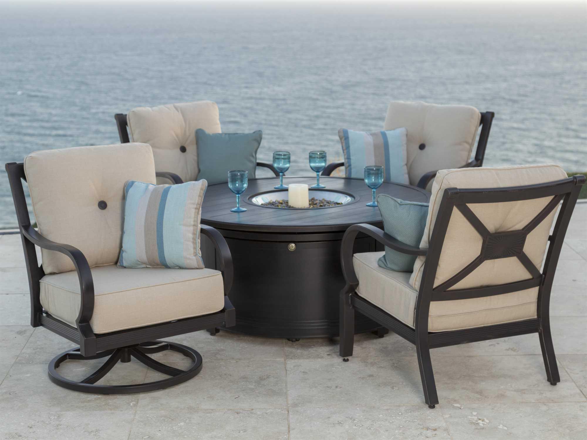 sailcloth beach chairs desk chair reviews 2018 sunvilla laurel cushion aluminum swivel lounge in sahara