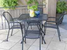 Sun Villa Patio Furniture Dining Set