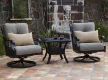 Sunvilla Somerset Cast Aluminum Lounge Set Sommerlngset3