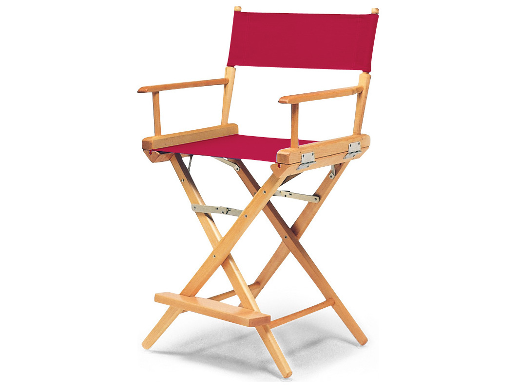 counter height directors chair toy story table and chairs telescope casual director wood set fscdsb
