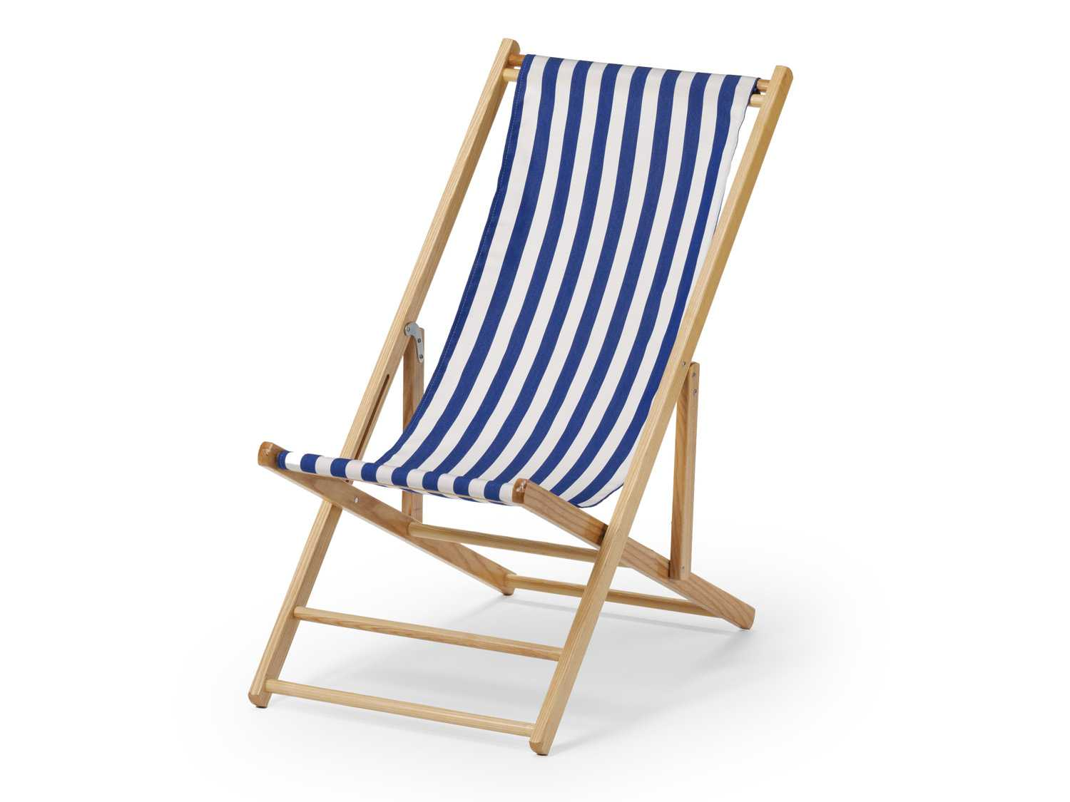 Folding Wood Beach Chair Telescope Casual Cabana Beach Wood Folding Lounge Chair