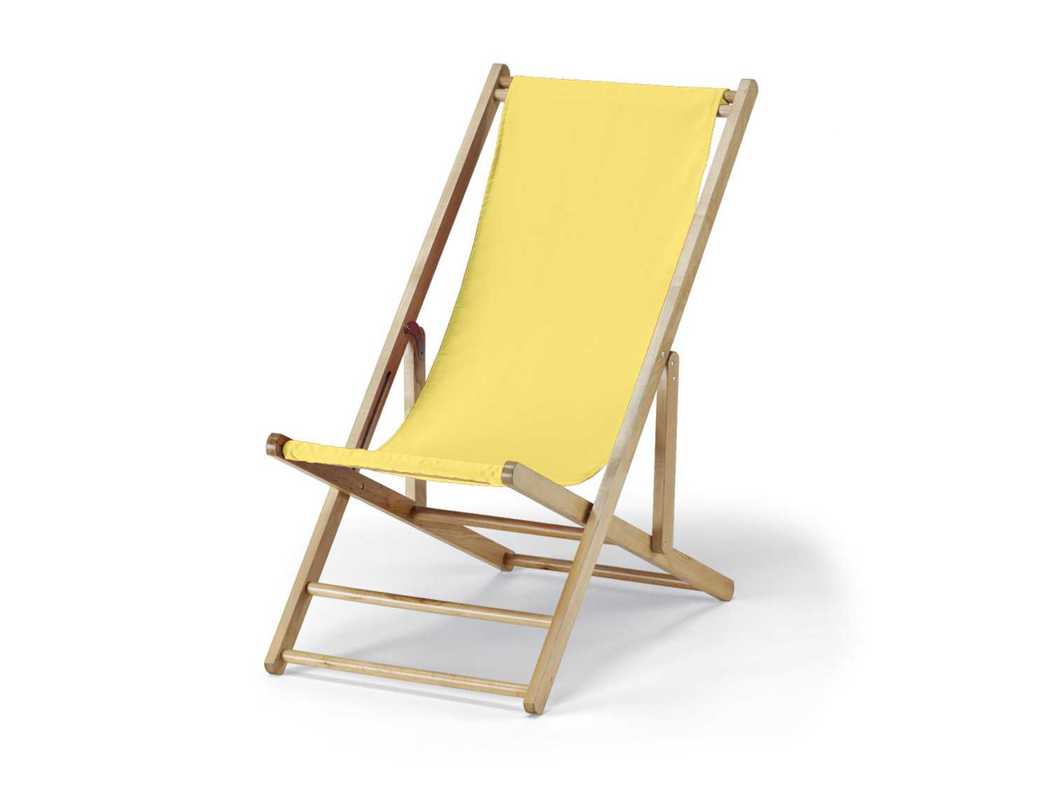 Cabana Chair Telescope Casual Cabana Beach Wood Folding Lounge Chair