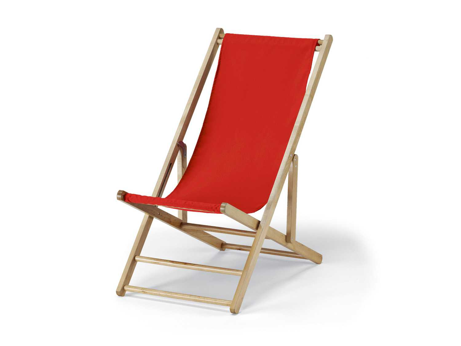 Folding Beach Chair Telescope Casual Cabana Beach Wood Folding Lounge Chair