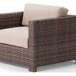 Wicker Chair Cushion Replacements Where To Rent Covers And Sashes Telescope Casual La Vie Replacement For Lounge