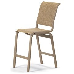 Dining Chair Covers Home Depot Sling Fabric By The Yard Telescope Casual Aruba Ii Aluminum Balcony Height