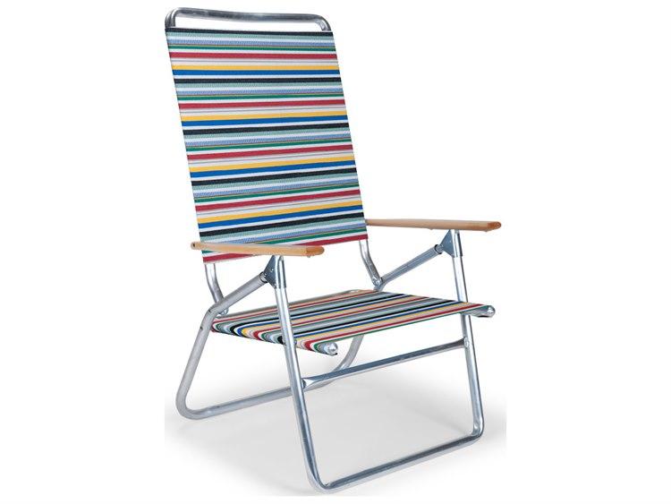 telescope beach chairs with wheels steel chair price in sri lanka casual aluminum light n easy high boy 711