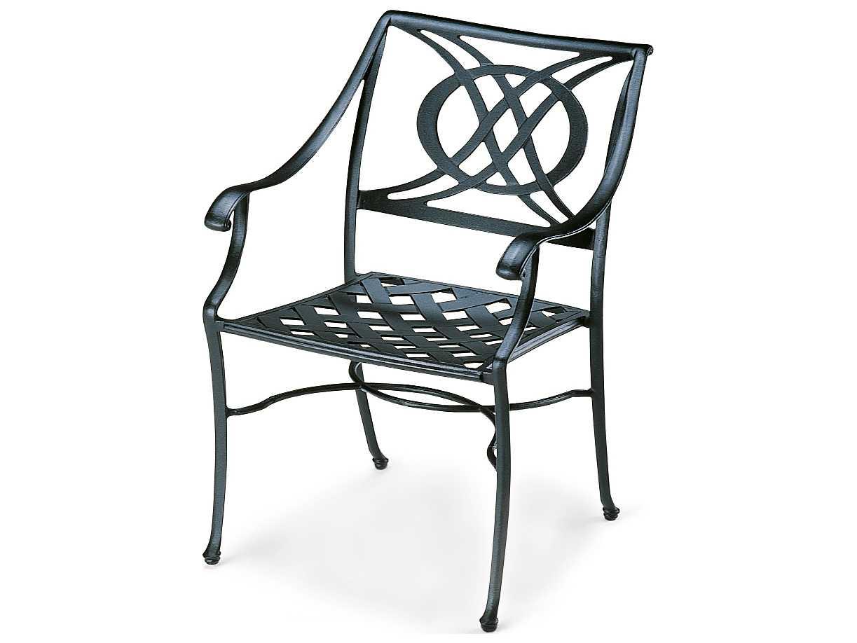 stackable metal patio chairs irest massage chair reviews telescope casual cadiz cast aluminum stacking arm