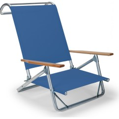 Sail Cloth Beach Chairs Bamboo Dining And Table Telescope Casual Aluminum Original Mini Sun Chaise 741