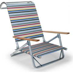 Beach Sling Chair Average Cost Of Table And Rentals Telescope Casual Aluminum Lounge Set Bchsal