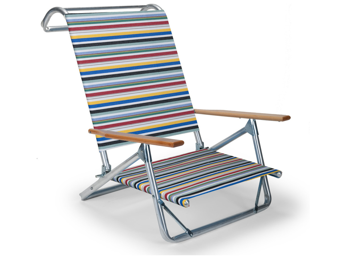 Telescope Chairs Telescope Casual Beach Aluminum Original Mini Sun Chaise 741