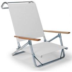 Sail Cloth Beach Chairs Sit To Stand Chair Lift Telescope Casual Aluminum Original Mini Sun Chaise 741