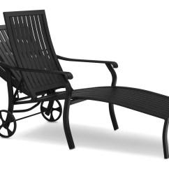 Telescope Beach Chairs With Wheels Modern Ball Lounge Chair Casual Cadiz Cast Coordinate Aluminum Arm Chaise