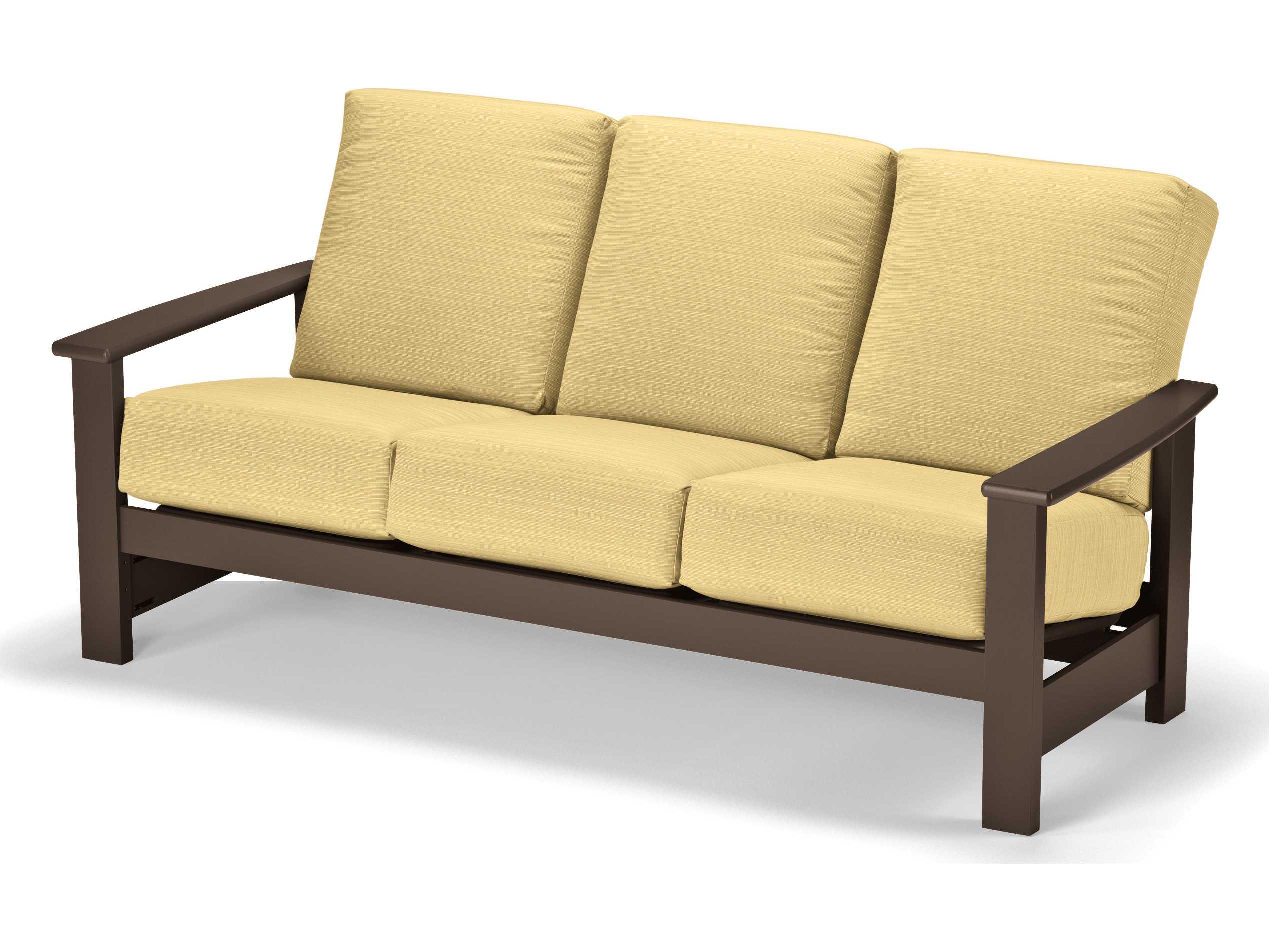 replacement cushions for sofa backs adirondack leather cushion arm chair loveseat swivel hidden