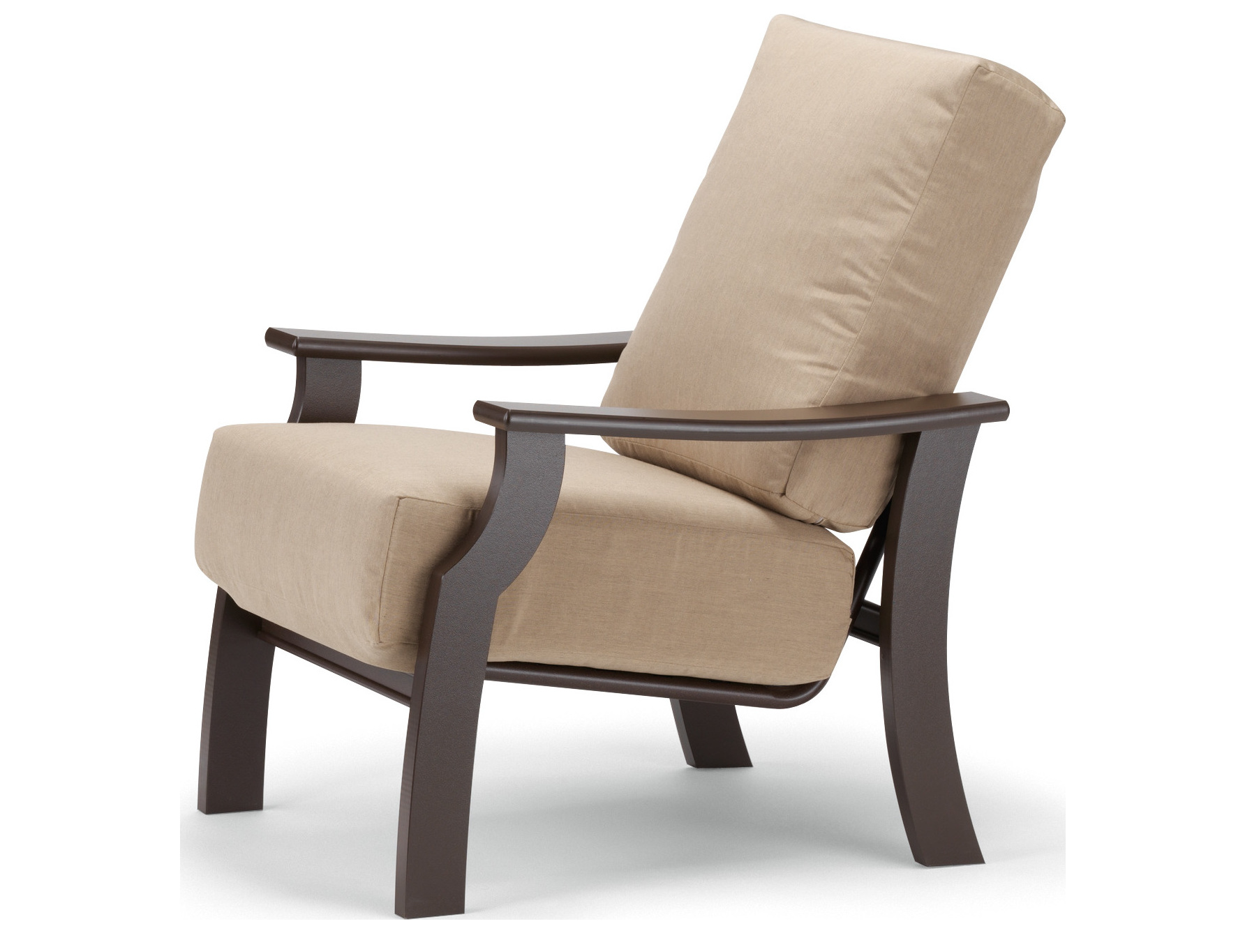 plastic lounge chair rentals houston telescope casual st catherine mgp cushion recycled