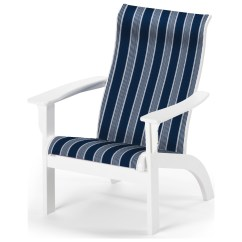 Plastic Lounge Chair Hay About A Aac22 Telescope Casual Adirondack Mgp Sling Recycled View
