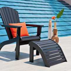 Plastic Lounge Chair Stretch Dining Room Seat Covers Uk Telescope Casual Adirondack Mgp Recycled