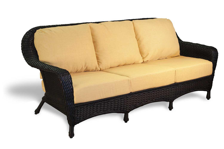outdoor wicker sofa cushions bernhardt leather tortuga lexington cushion lex s1