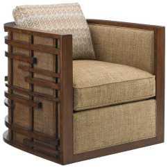 Swing Chair Homestore Ergonomic Global Tommy Bahama Island Fusion Loose Back Semerang Masami
