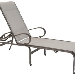 Tropitone Lounge Chairs Sewing Chair With Storage Outdoor Chaise Lounges Patioliving Torino Sling Aluminum